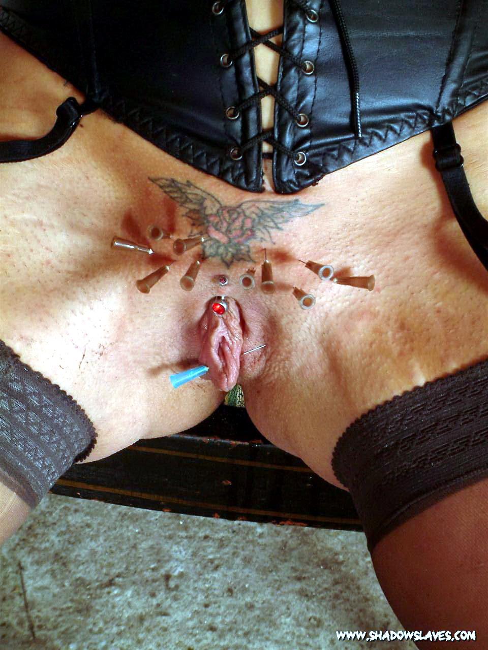 needle torture